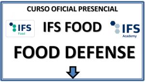 Curso IFS FOOD DEFENSE